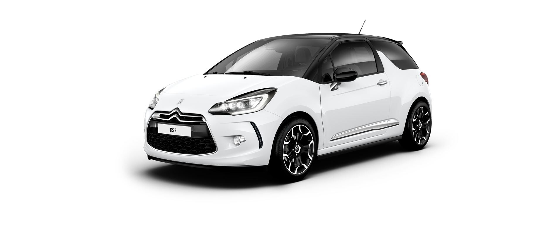 DS 3 New Xenon Full LED Light Signature - 水月白