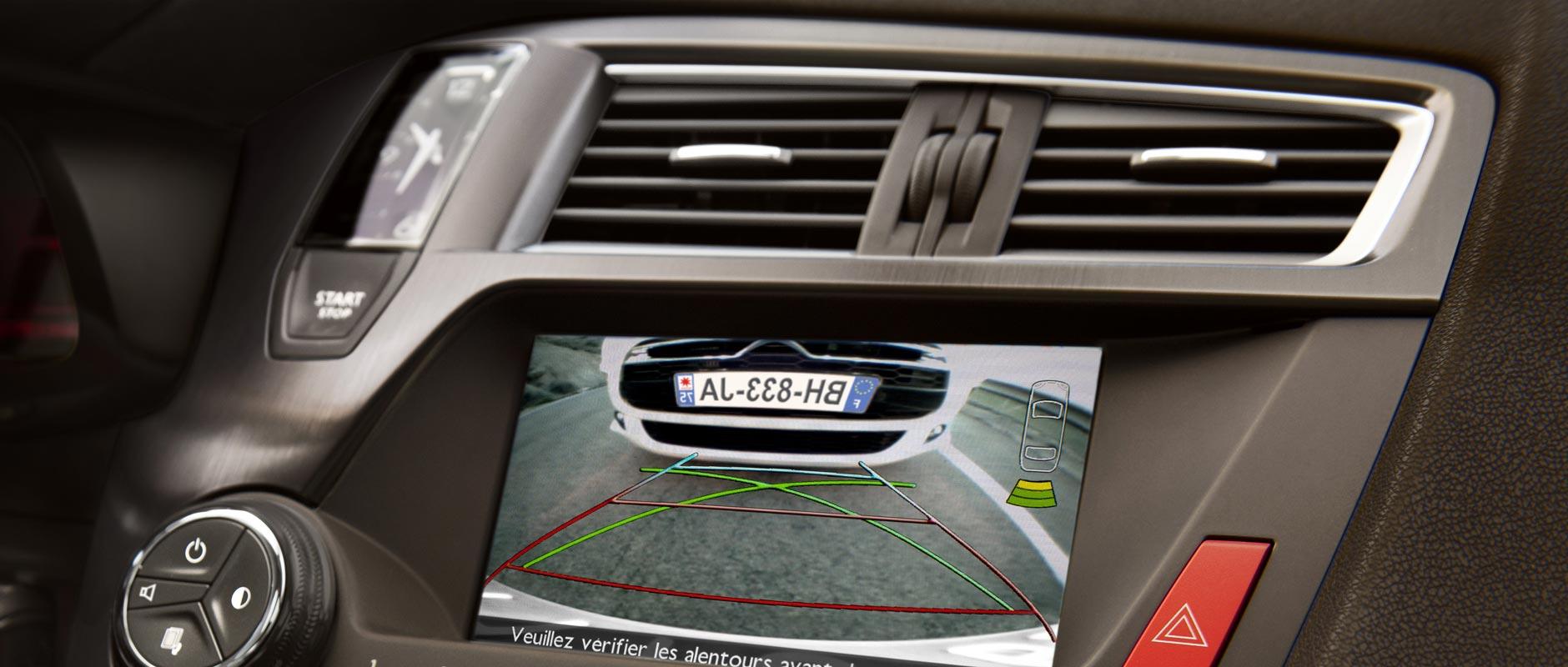 全新 DS 5 - détails - 舒適性科技