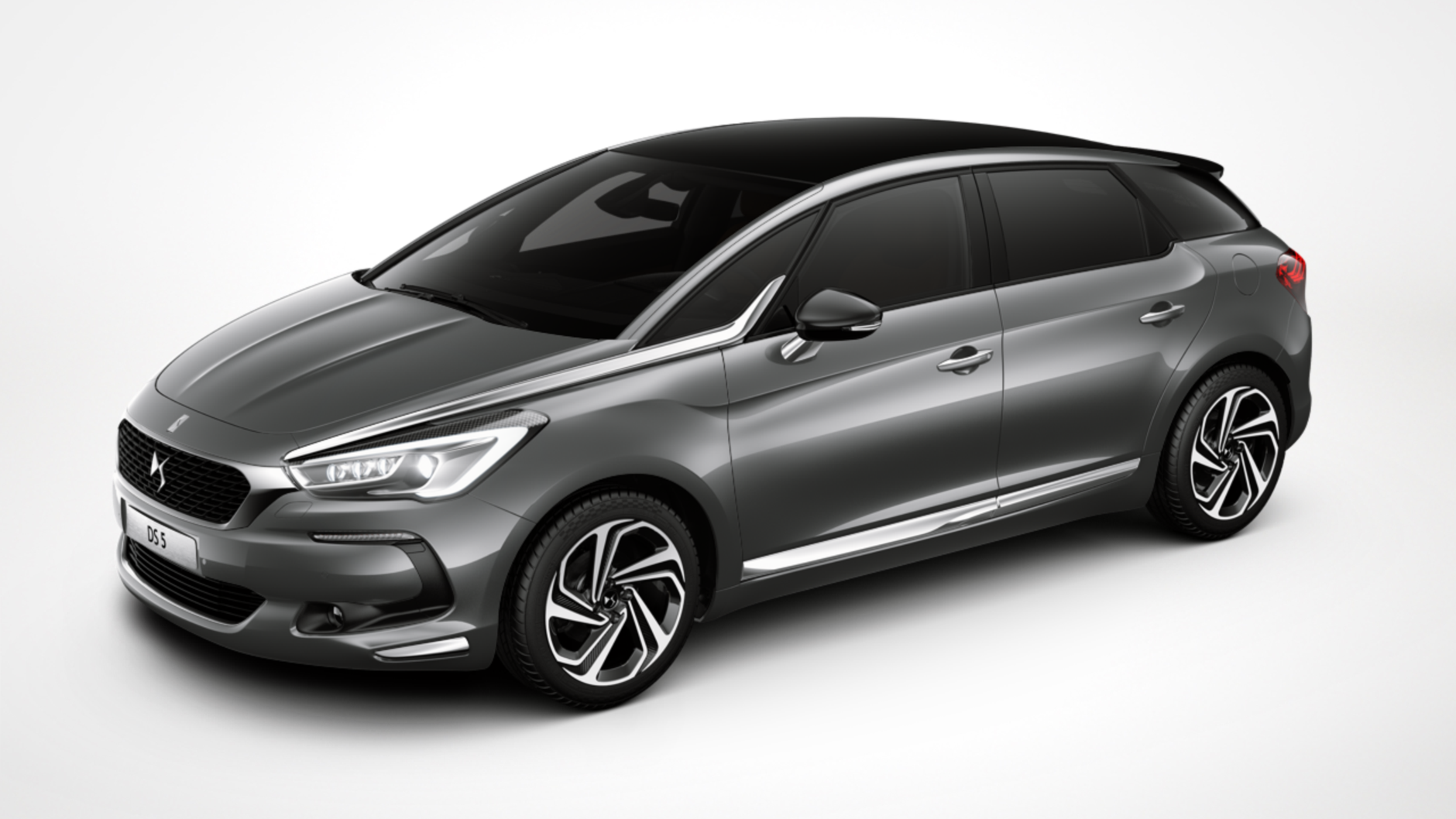 全新 DS 5 PERFORMANCE LINE - 柏金灰